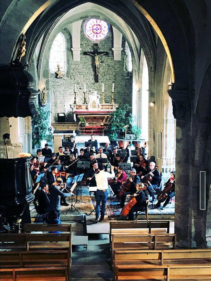 Orchestre symphonique amateur Musica Saint Etienne