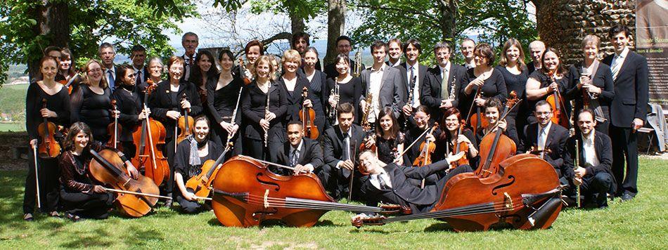 Orchestre symphonique Musica Saint Etienne